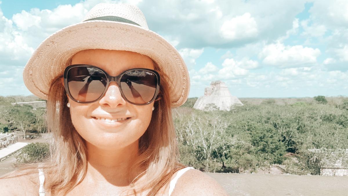 Maya tempel Mexico