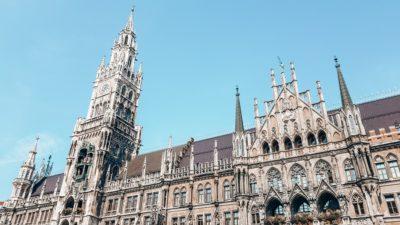 München bezienswaardigheden