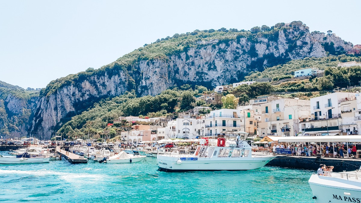 Napels Capri