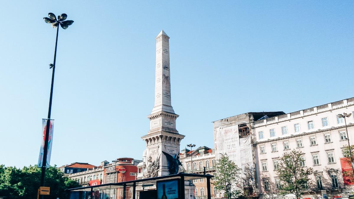 Obelisk van Lissabon