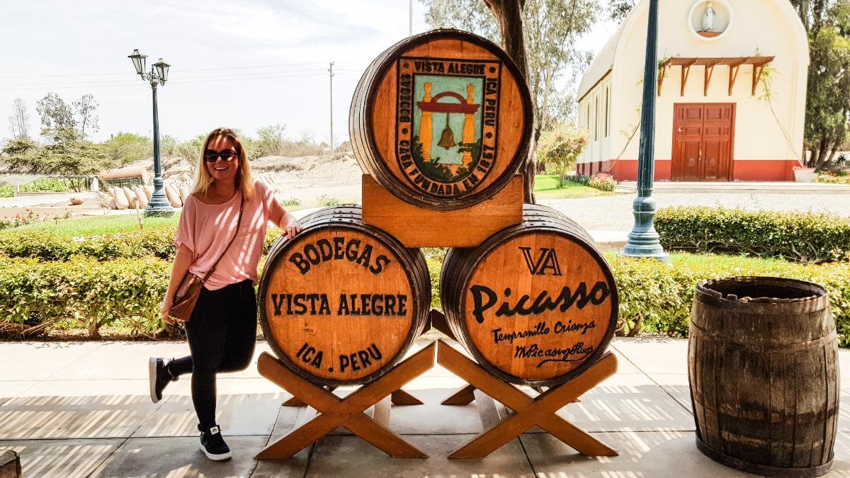Wijntour Peru