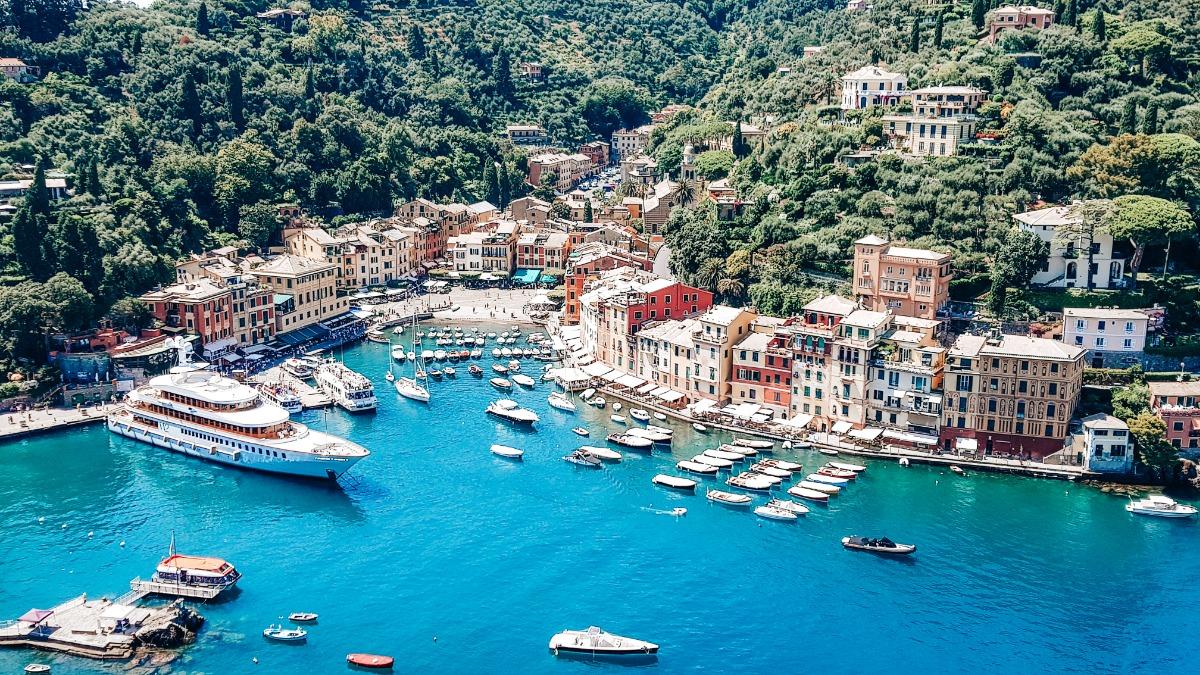 Portofino Italië