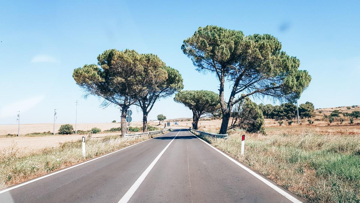 Puglia landschap