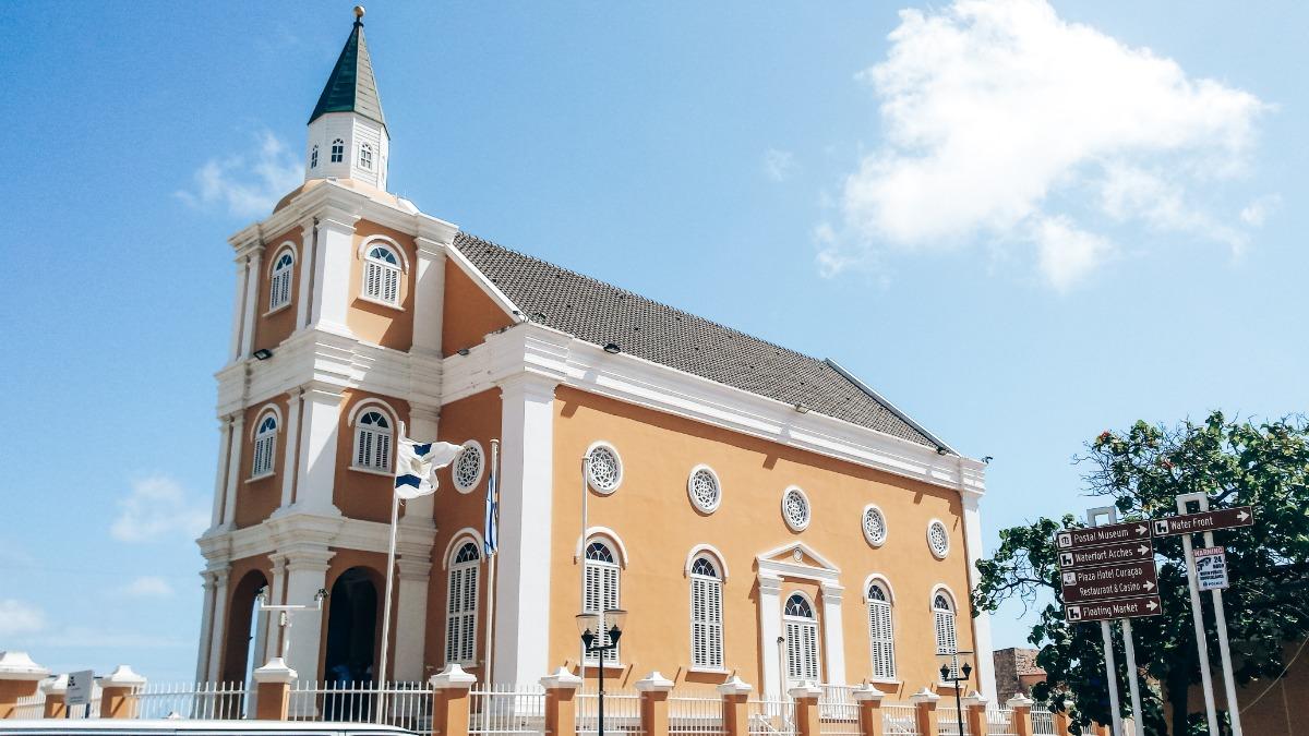 Temple Emanuel synagoge
