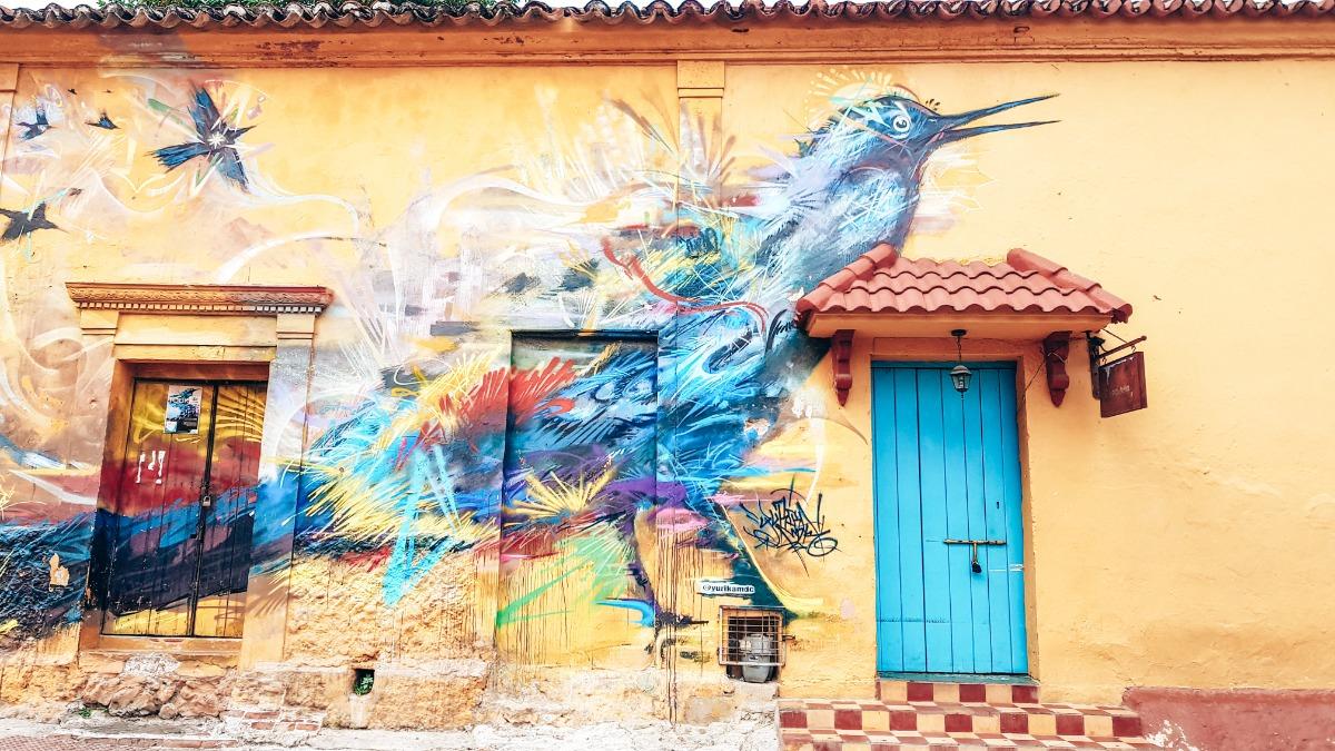 Cartagena Getsemani