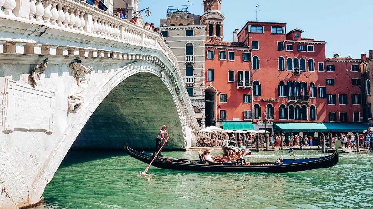 mooie stad Italië