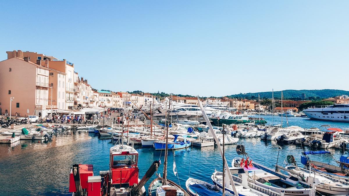 Saint Tropez Roadtrip Côte d'Azur