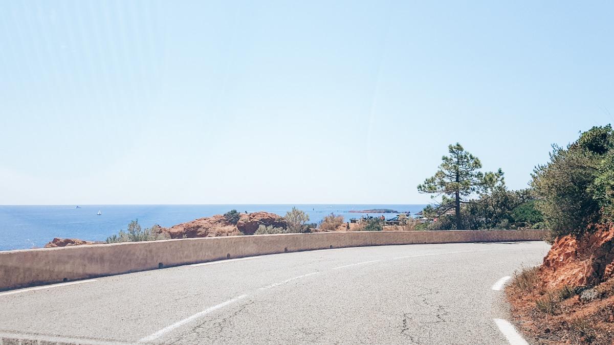 Roadtrip Côte d'Azur Frejus