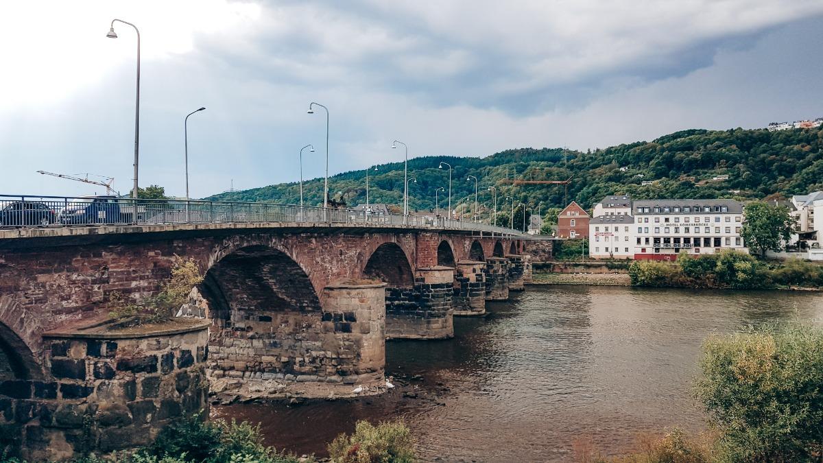 Trier Romeinse brug