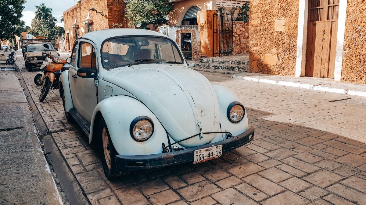 Route & planning: roadtrip door Mexico (Yucatán)