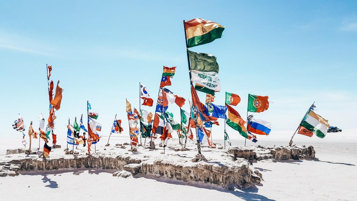 Salar de Uyuni: het witste landschap dat je ooit zag