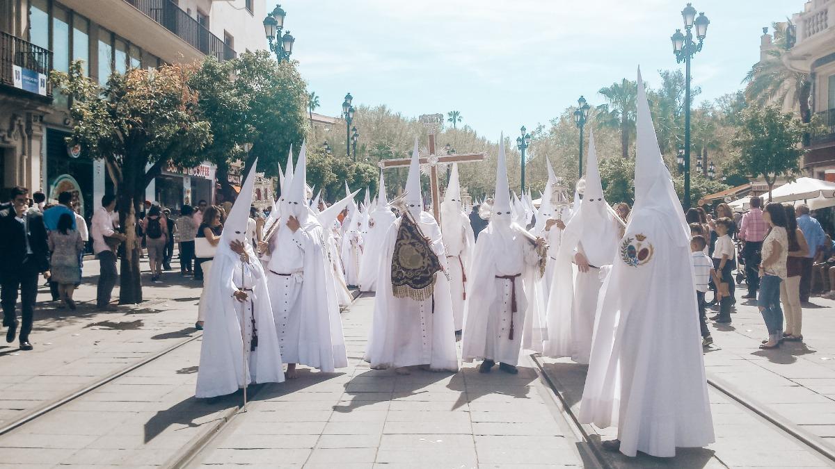 Bijzonder reisverhaal: Semana Santa in Spanje