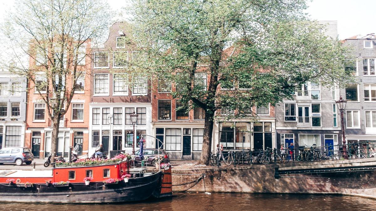 Amsterdam staycation