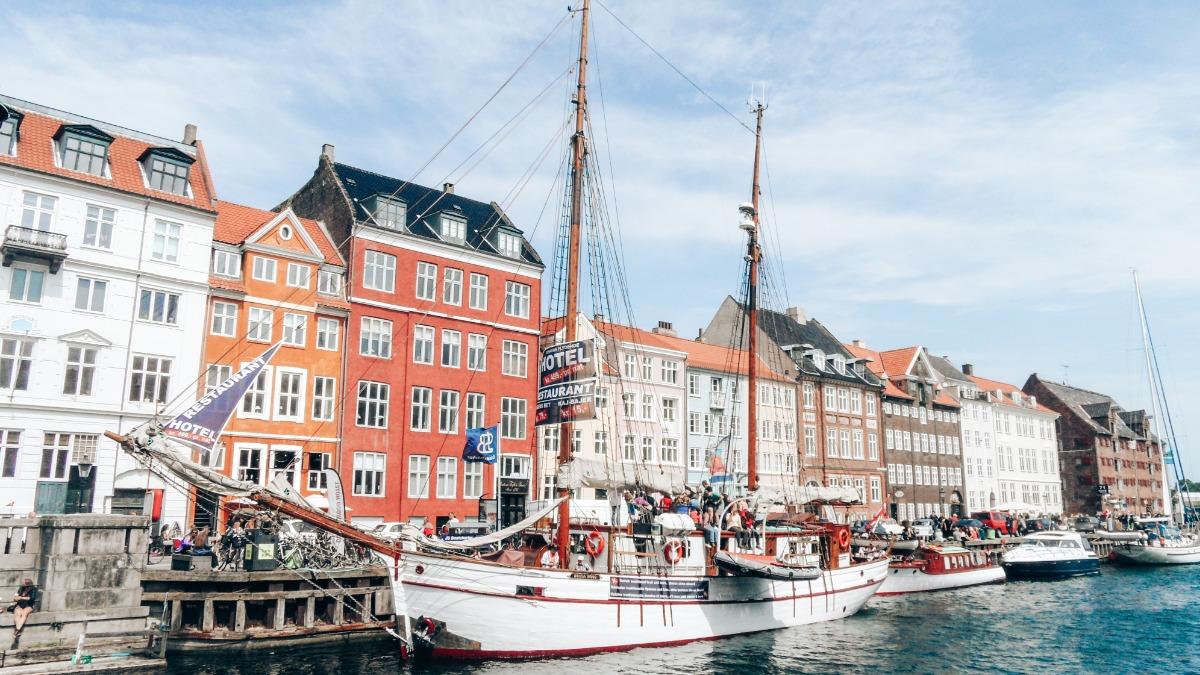 stedentrip Europa Kopenhagen