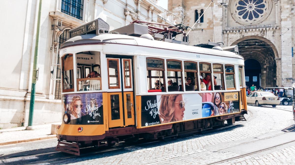 stedentrip Europa Lissabon