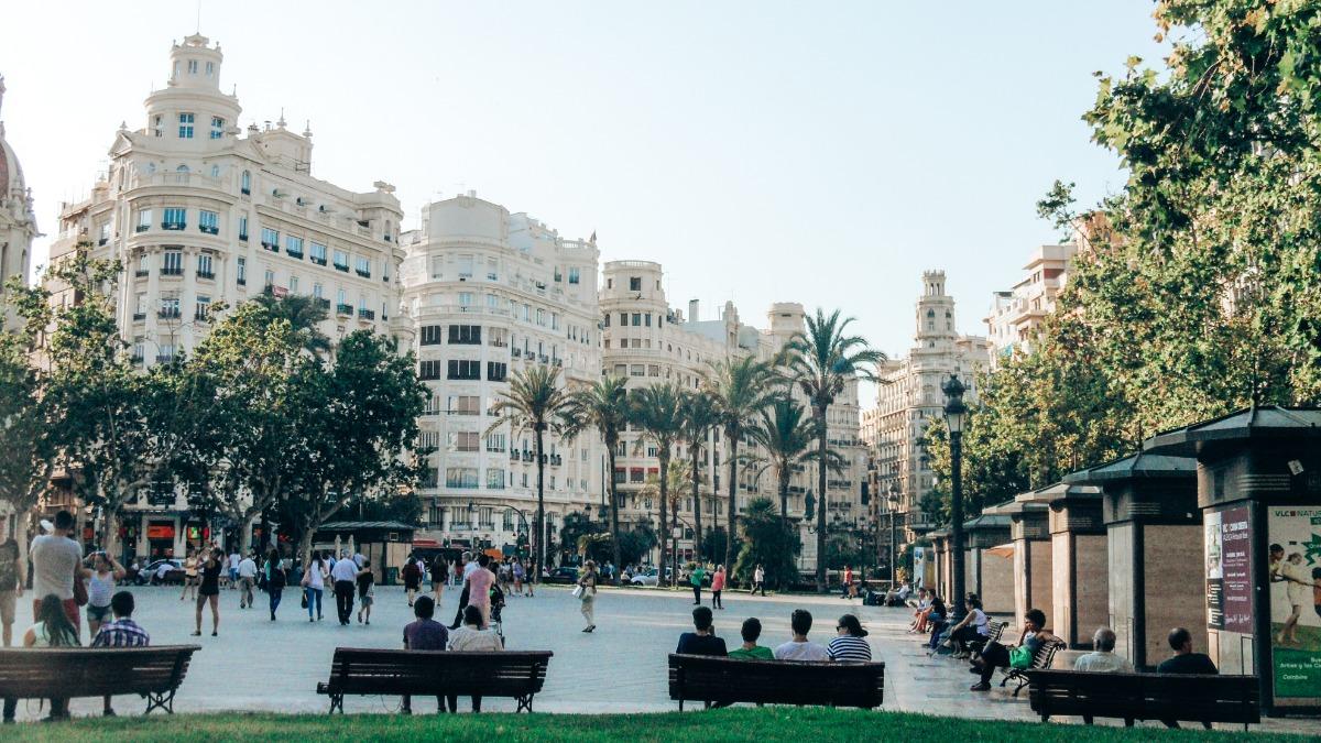 citytrip Europa Valencia