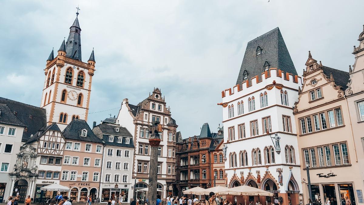 Terug naar de Romeinen in de oudste Duitse stad: Trier