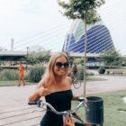 Valencia op de fiets