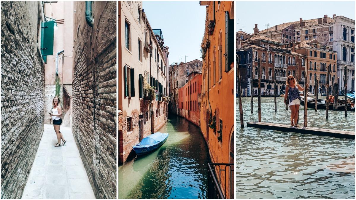 mooie steden Italië Venetië