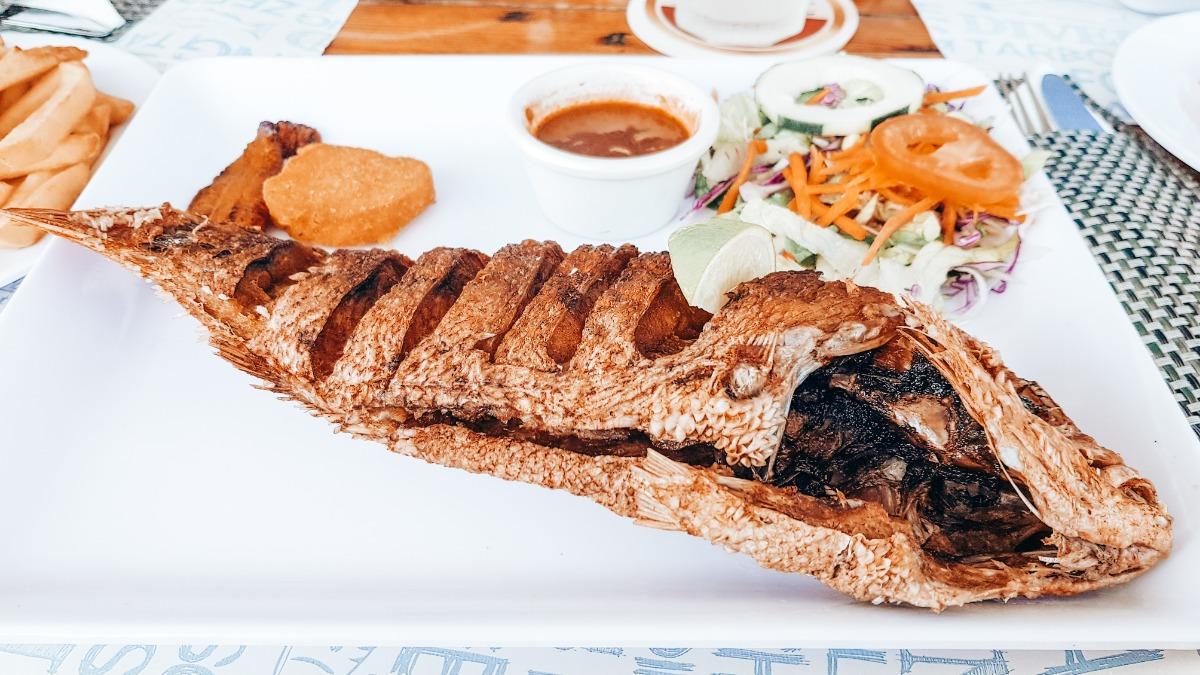 Visrestaurants Curaçao