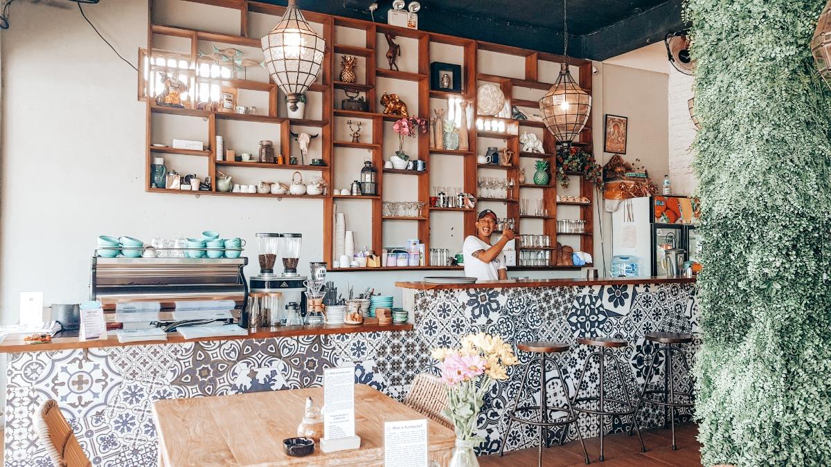 Werken op Bali? Dit zijn drie fijne werkplekken in Canggu