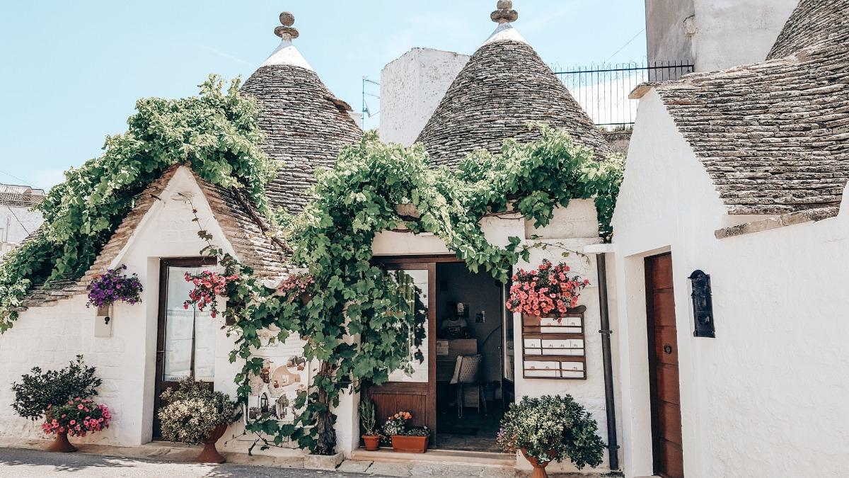 Werelderfgoed in Alberobello: het trulli paradijs van Puglia