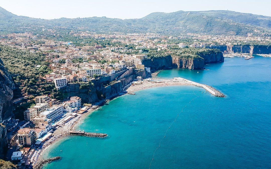 Wie van de drie? Sorrento, Salerno en Salento in Italië. Wat is wat, hoe zit dat?