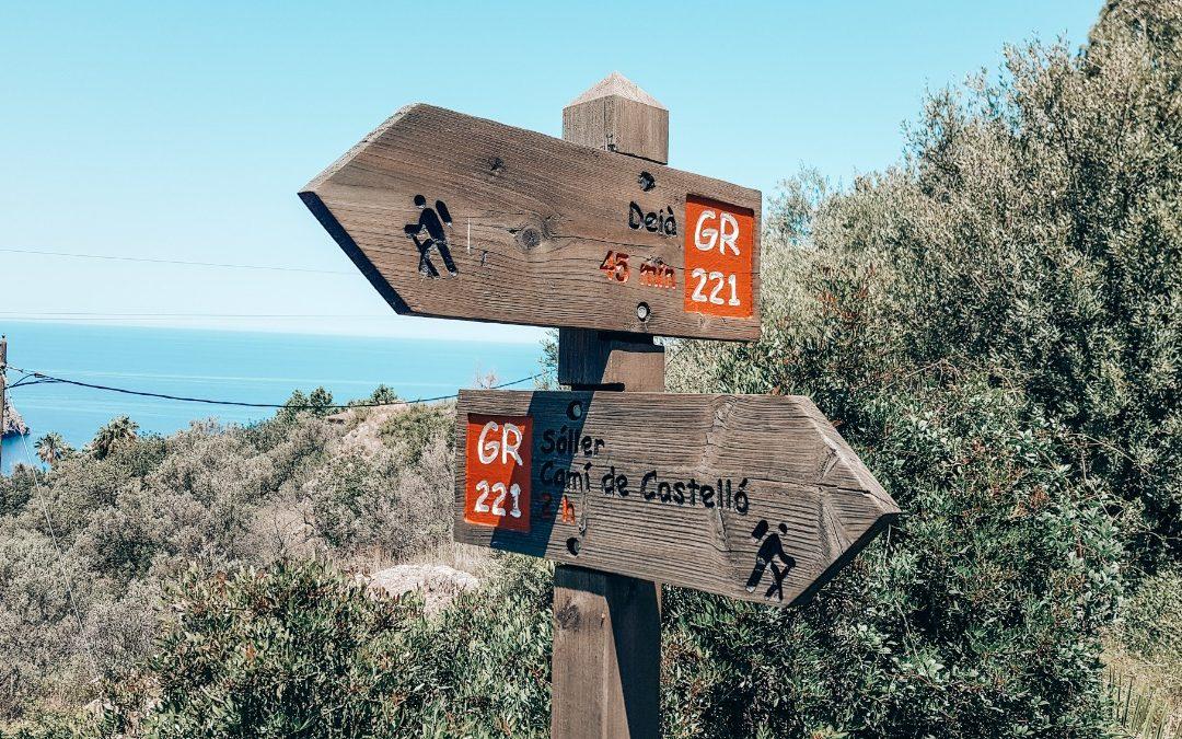 Wandelen op Mallorca: van Deià naar Port de Sóller over de GR221