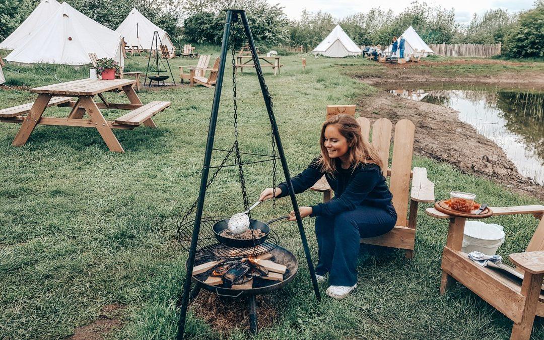 Voor op de bucketlist: Scandinavisch kamperen bij Oetdoor in de Achterhoek