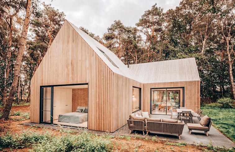 Get inspired! 20x mooie en unieke natuurhuisjes in Nederland