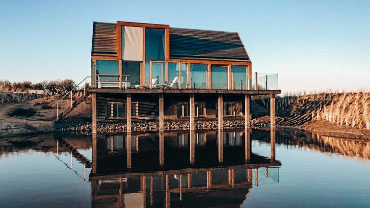 Een yurt, boet of botter: 10x uniek overnachten op heerlijk Texel
